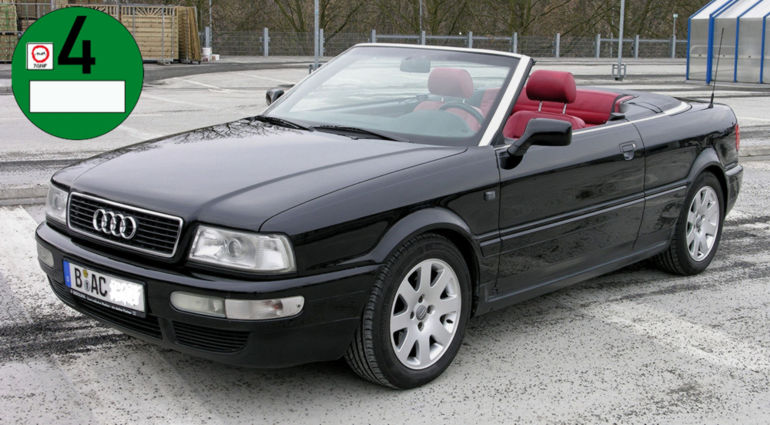 biete audi cabrio 1 8 mit wiesmann hardtop bj 2000. Black Bedroom Furniture Sets. Home Design Ideas